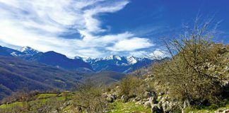 Ruta del Camín d'Acéu, Sobrescobio
