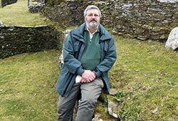 Carlos Ignacio Nores. Profesor de Zoología de la Universidad de Oviedo. Investigador del INDUROT