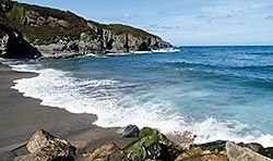 Playa de Foxos (Coaña)