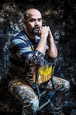 Marcos Tamargo. Pintor