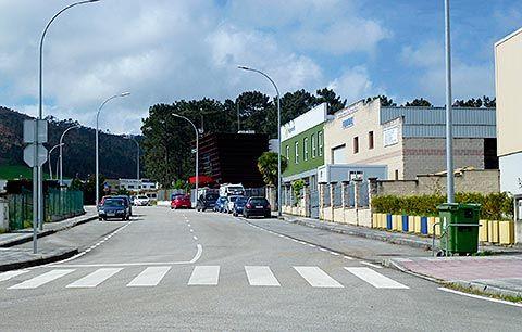 Polígono de Río Pinto (Coaña)