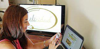 Lorena Pérez, responsable de la App y la web Celicidad.net