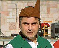 Alfonso Viejo Riera. Secretario de la agrupación folclórica La Flor del Pumar