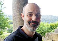 Juan Diego Ingelmo Benavente. Diseñador del cartel ganador del XL Festival del la Sidra de Nava