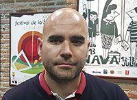 Manuel Marcilla Espiniella. Propietario de Sidrería Plaza y representante de la Asociación 'Hostelnava'