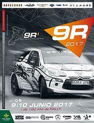 Cartel 9 Rally Parque Histórico del Navia 2017