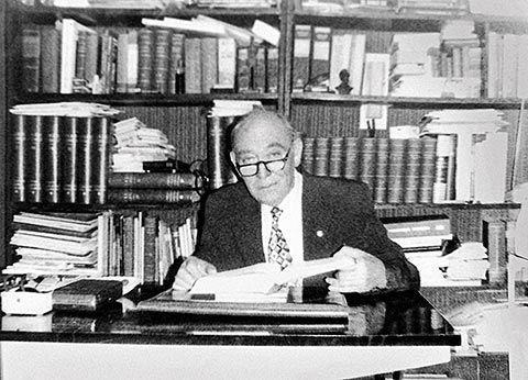 Lucio Ibáñez. médico