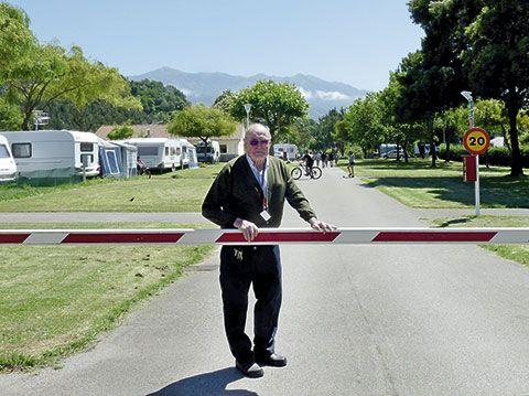 Celso Martínez. Fundador del Camping Costa Verde