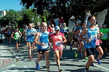 Carrera popular San Miguel (La Caridad, El Franco)