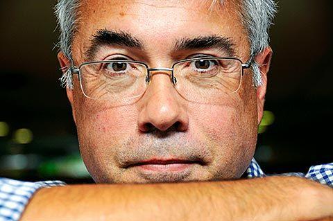 Jaime Izquierdo Vallina. Geólogo y escritor.
