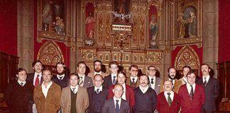 Primer concierto del Coro Villa de Navia