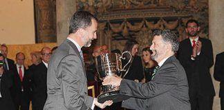 Entrega del Premio Nacional del Deporte 2011