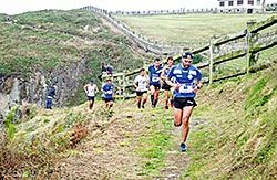 Trail Senda Costera (Navia)