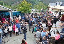 Fiesta del Vino 2016 en Pesoz