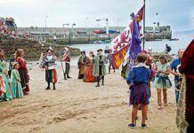 Centenario del Desembarco de Carlos V en Villaviciosa
