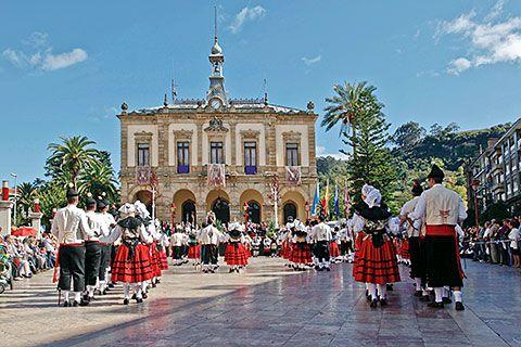 Fiestas del Portal en Villaviciosa