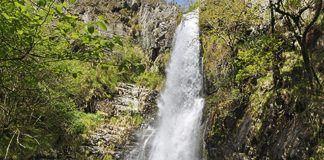 Cascada del Cioyo. Castropol