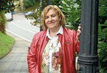 Ana Díaz. Alcaldesa de Riosa