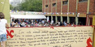 II Mercado Medieval de Riosa