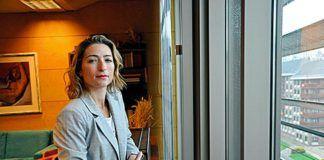 Ana Concejo, presidenta de Valnalón