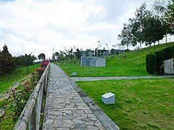 Cementerio Municipal de Deva, Gijón