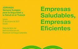 Jornada 'Empresas Saludables, Empresas Eficientes'