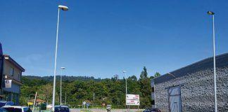 Polígono industrial Recta de Lleu (Piloña)