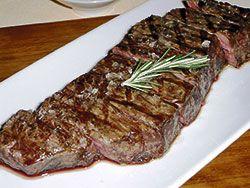 Carne típica de Salas