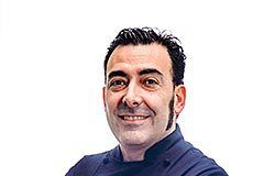 Alberto Díaz, presidente del Gremio de Artesanos Confiteros de Asturias