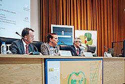 """El pasado 26 de octubre, en el Instituto Asturiano de Prevención de Riesgos Laborales tuvo lugar la Jornada """"Empresas Saludables, Empresas Eficientes"""" en la que se presentó la """"Red de Empresas Saludables de Asturias"""""""