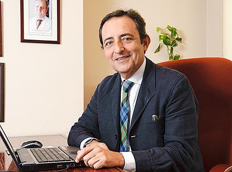 José Antonio López Trigo. Presidente de la Sociedad Española de Geriatría y Gerontología