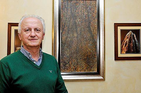 Joaquín Lorences, catedrático de Fundamentos del Análisis Económico de la Universidad de Oviedo