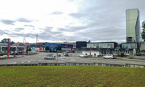 Polígonos industriales de Roces Porceyo (Gijón)