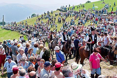 Imagen de archivo de La Vaqueirada en Tineo