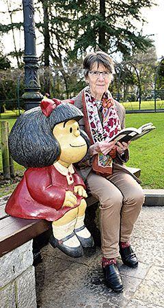 Carmen Velasco. Licenciada en Filología Inglesa a los 83 años.