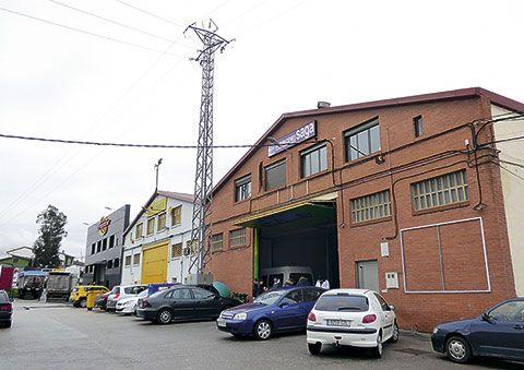 Polígono Industrial de Granda