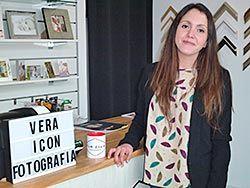 Verónica Peláez Baniela. Vera Icon Fotografía