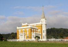 Casa Amarilla. Pravia