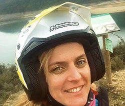Inés Fonseca, Ex presidenta de la Federación de Motociclismo del Principado de Asturias