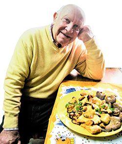 José Antonio Fidalgo, gastrónomo y escritor