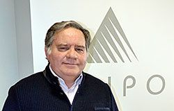 Delfín Cuervo, Presidente del Polígono de Asipo