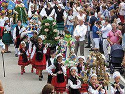 Fiestas del Carmen en Cabranes
