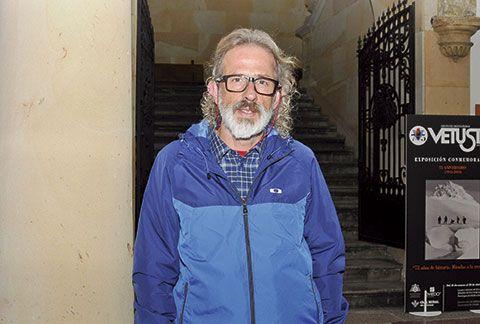 Pedro Gorría. Profesor de Física en la Universidad de Oviedo