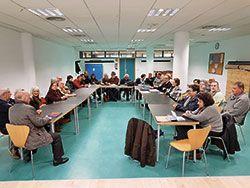 Reunión de la Ejecutiva de Pensionistas de Asturias
