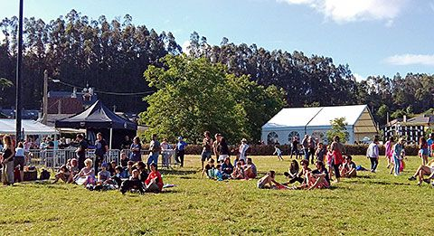 Festival Interregional Eu son Eo (Trabada, Lugo)