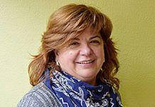 Elvira Pérez, presidenta de la Asociación de Comerciantes de Luarca /Foto: Fusión Asturias