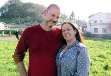João Pedro da Silva y Ana Belén Ardura, próximos novios vaqueiros