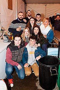 Miembros de la Sociedad Popular La Regalina (Valdés)