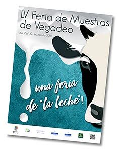 El creador del cartel de la LV Edición es el veigueño Jorge Pereira.