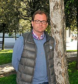 Luis Casteleiro, cronista de Vegadeo